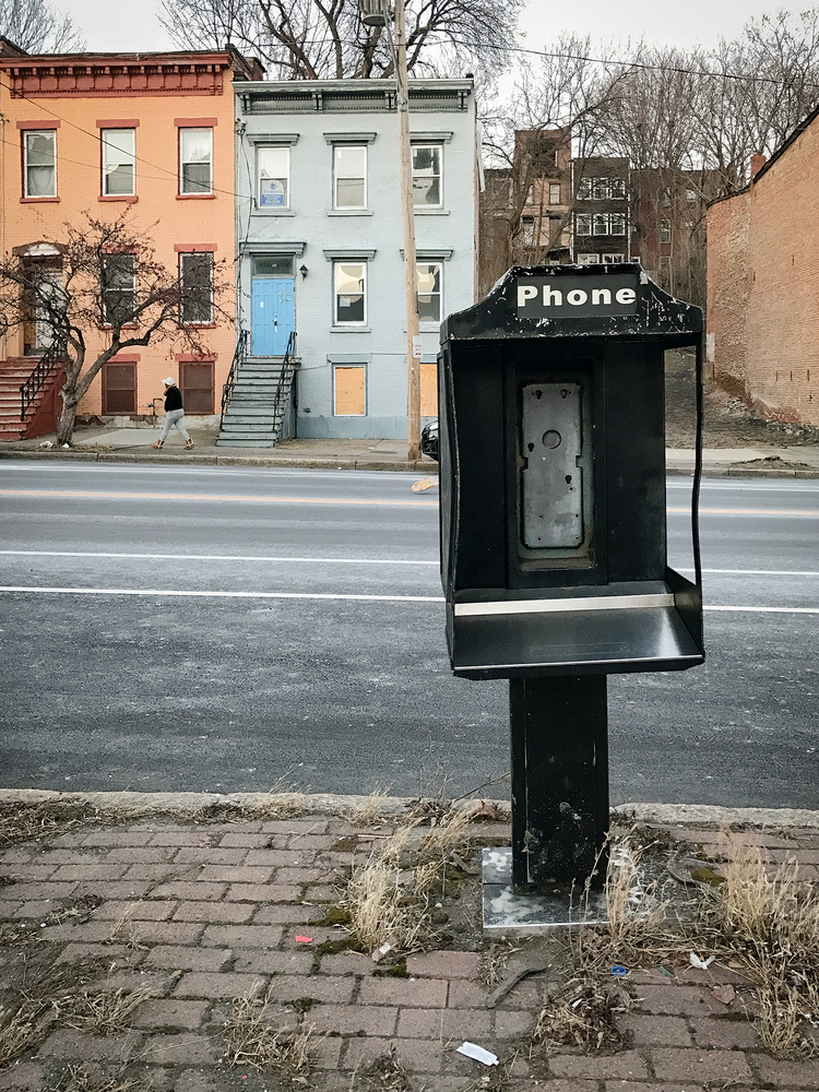 Dead Ringers: Portraits of abandoned payphones Phone
