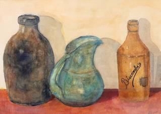 Appel Bronstein Representational Watercolor