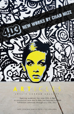 ARTicles Art Gallery Exhibitions