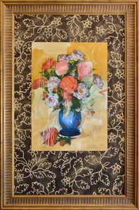 ARTicles Art Gallery Consignment oil & acrylic on board (framed)