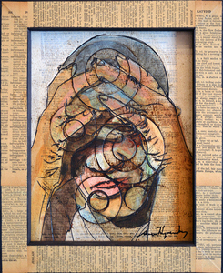 ARTicles Art Gallery Collectors Exchange mixed media