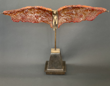 ARTicles Art Gallery Copper Tritscheller  bronze