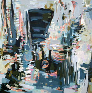 ARTicles Art Gallery Erin McIntosh acrylic on canvas