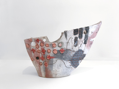 ARTicles Art Gallery Rebecca Zweibel earthenware