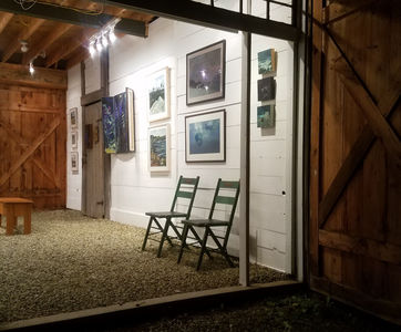 BACKROADS GALLERY & SCULPTURE GARDEN Current Exhibition