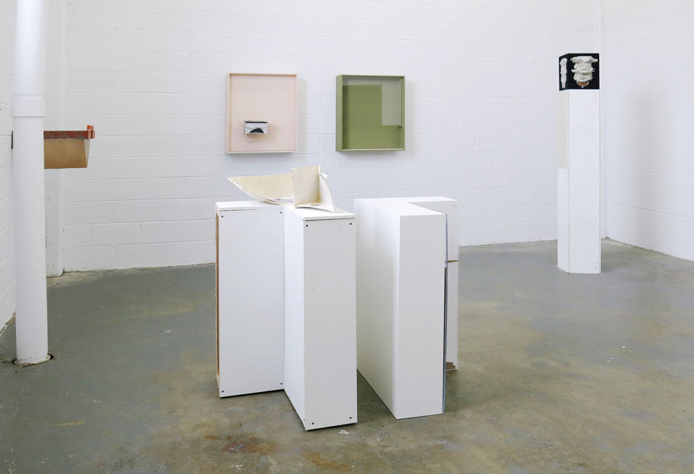 """Pearl"", installation view"