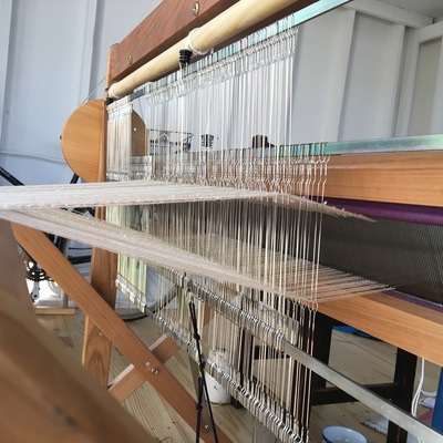 Carol Padberg Weaving Shed
