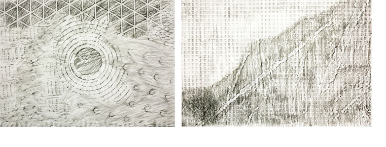 Describe a Place: Rubbings