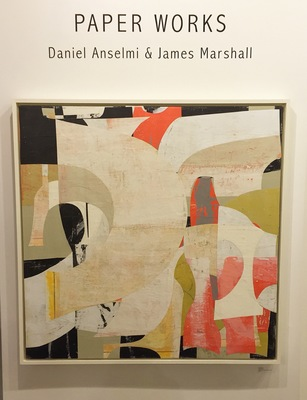 DANIEL ANSELMI Installation Photos