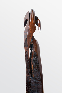 DAVID ERDMAN Available Works cocobolo wood with gloss varnish