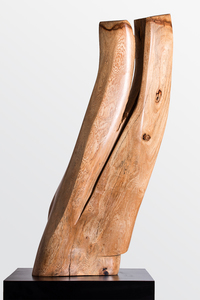 DAVID ERDMAN Available Works banyan wood with hand paste-wax finish