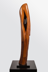 DAVID ERDMAN Available Works american cherrywood (prunus perotina) with polyurethane finish and black granite base