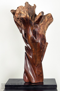 DAVID ERDMAN Archive Black walnut satin finish plus natural areas