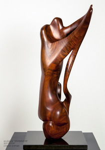DAVID ERDMAN Archive Black walnut semi-gloss satin finish
