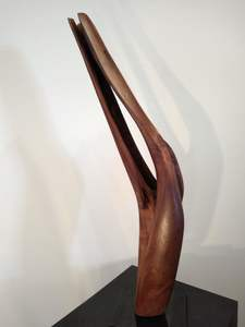 DAVID ERDMAN Available Works Black walnut satin finish varnish