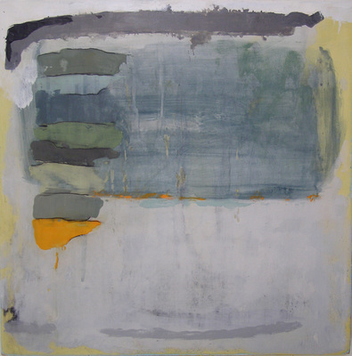 David McDonald 2005-2010 Acrylic, Enamel, Joint Compound, Graphite, Emulsion on Panel