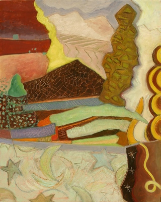 Dorothy Englander Earlier Work (selected paintings) oil on canvas