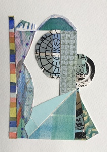 Dorothy Englander  Collages Mixed Media Collage