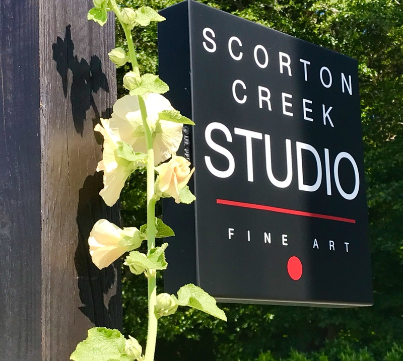 ED CHESNOVITCH Scorton Creek Studio