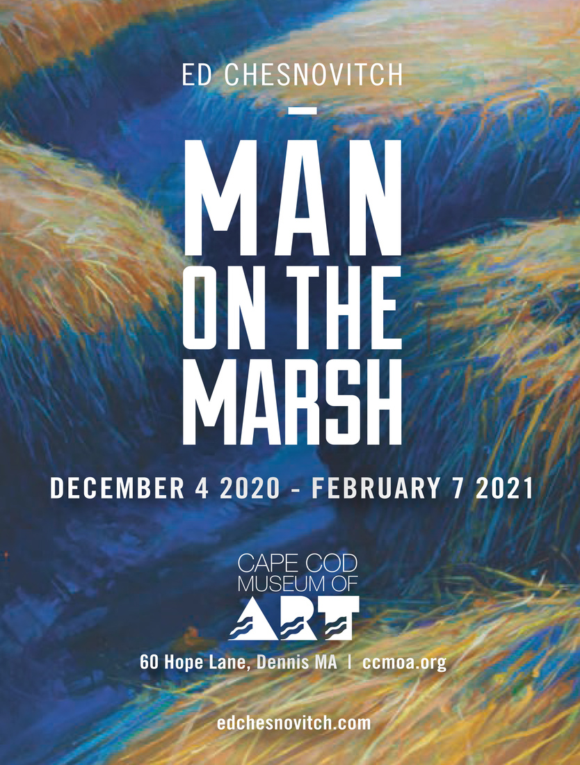 MAN ON THE MARSH Museum Exhibit
