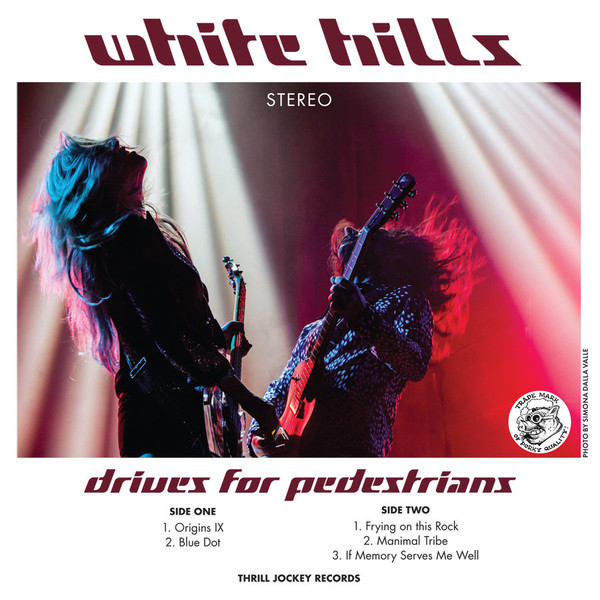 DISCOGRAPHY Drives For Pedestrians