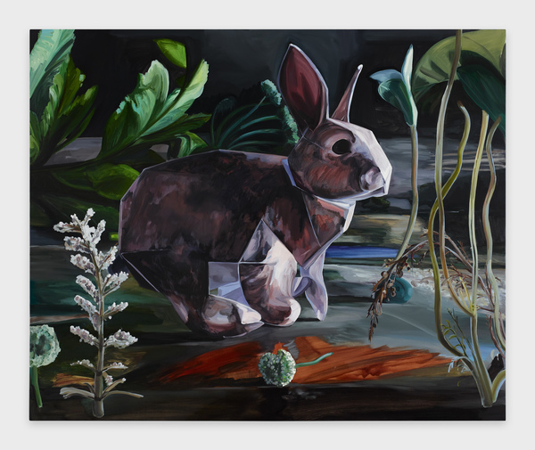Emma Webster 2019 Oil on linen