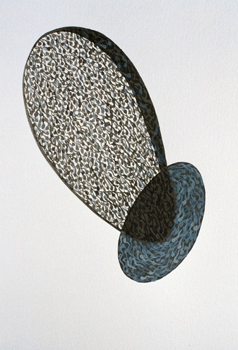 Eung Ho Park sperm paintings