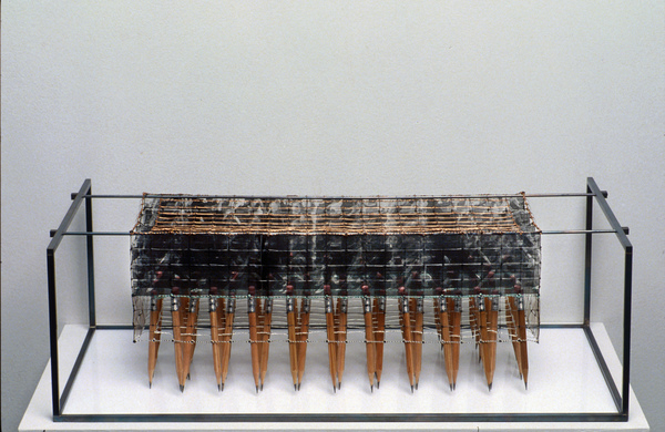 GERHARDT KNODEL Mixed Media Objects 1993-1998