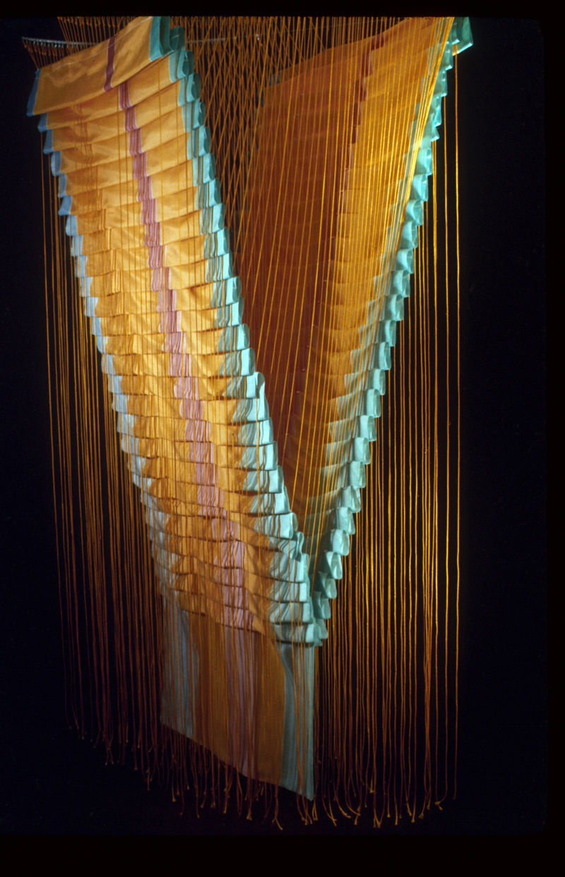 GERHARDT KNODEL Early Experiments With Fiber 1973-1977