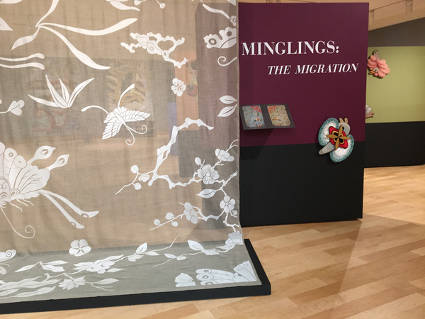 GERHARDT KNODEL Minglings: The Migration