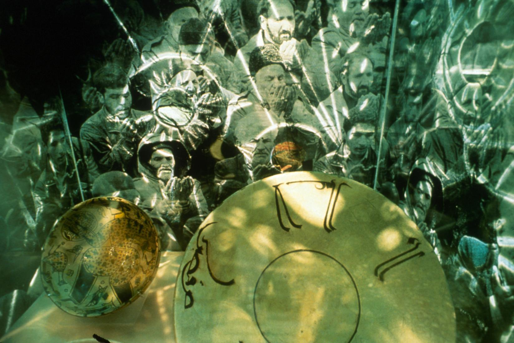 GERHARDT KNODEL Installation Work 1989-1997 Nightshade, Detroit Institute of Arts, 1995