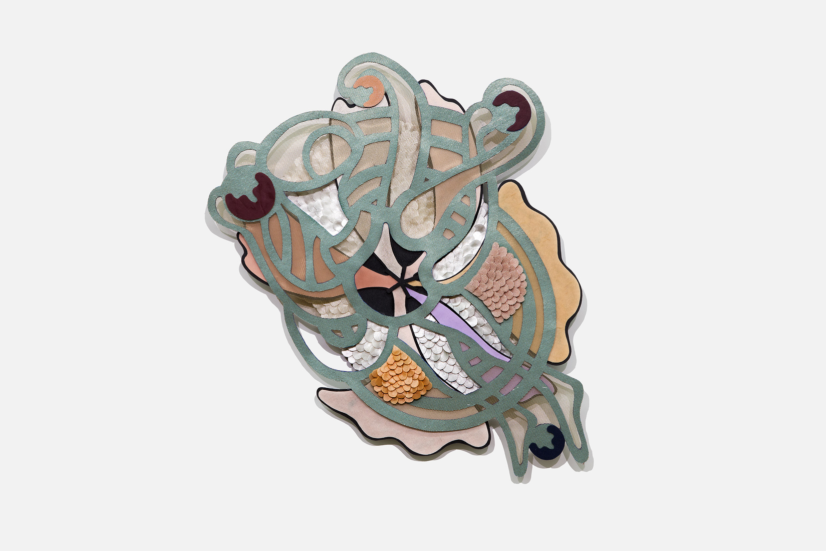 GERHARDT KNODEL Minglings: A Journey Across Time: 2015-2017 # 19. Ai