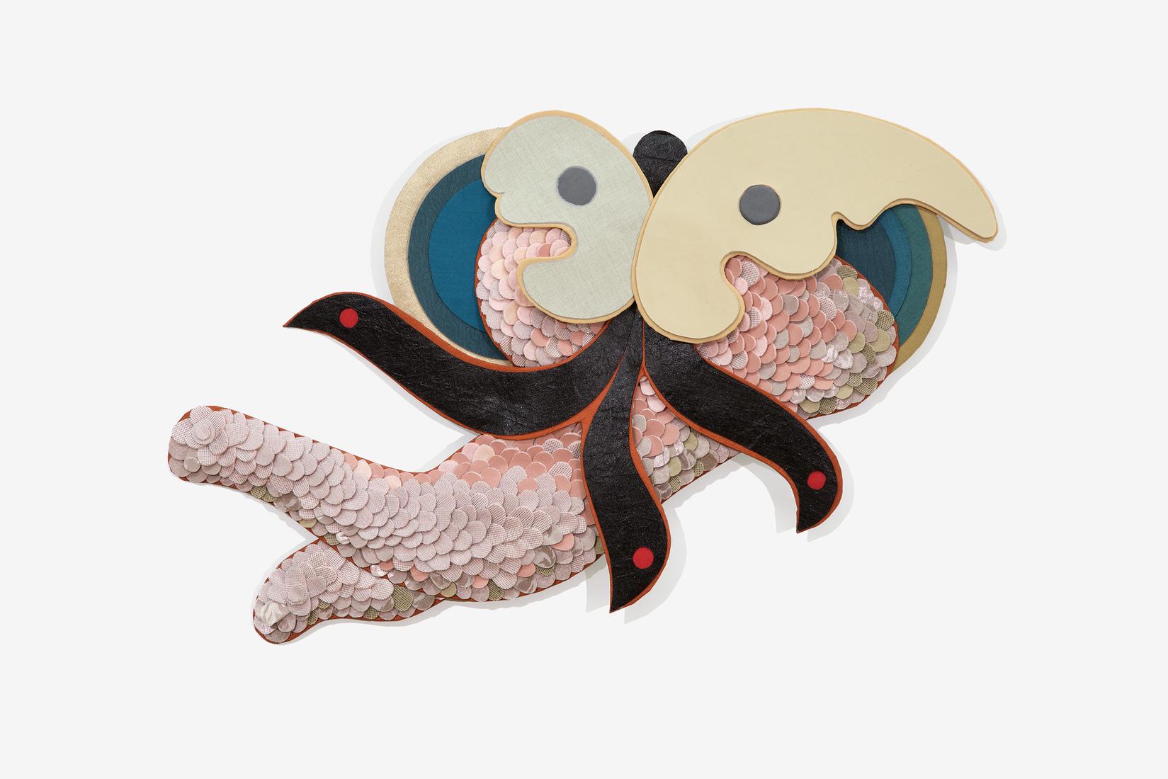 GERHARDT KNODEL Minglings: A Journey Across Time: 2015-2017 #3. Yun