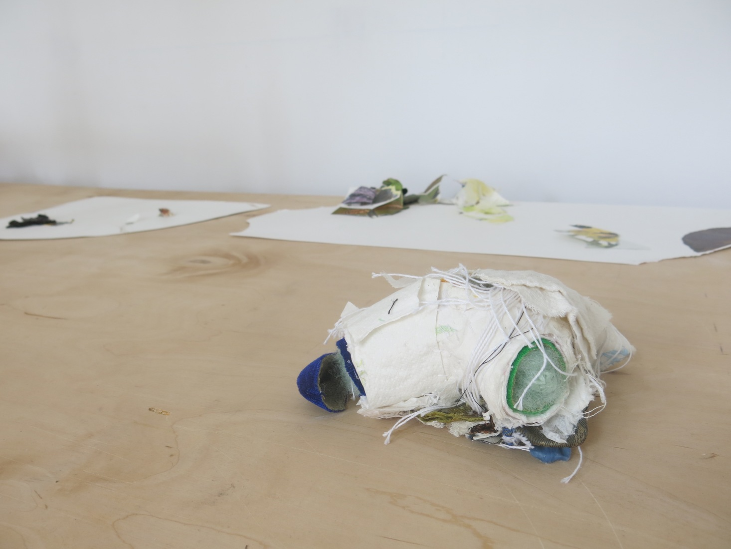 GRIDSPACE Linda Geary & Kathryn Spence: Never Contained the Landscape