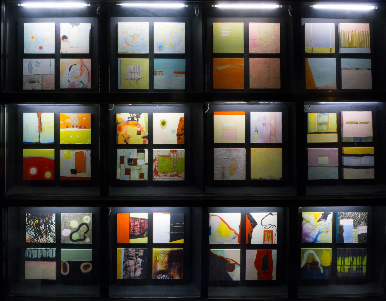 GRIDSPACE Nina Meledandri: Pieces of a puzzle