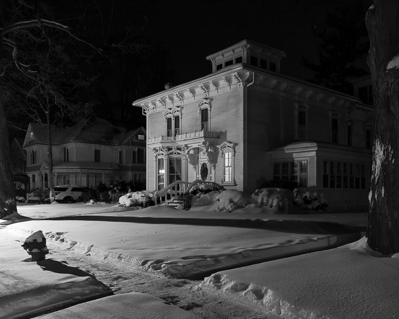 Night Lights Night Lights No. 54 - Victorian Winter