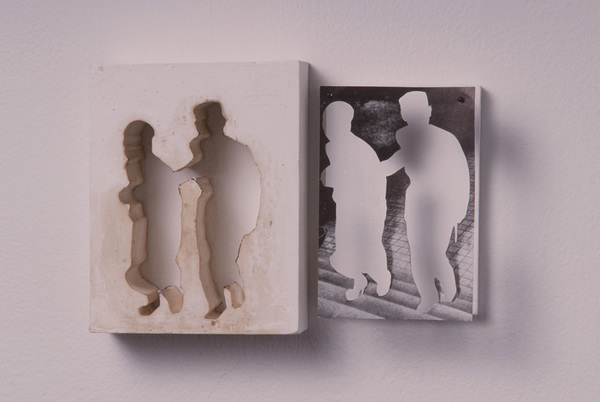 Janice Redman: Sculptor Works With Paper Paper, pins, hydrocal, wax