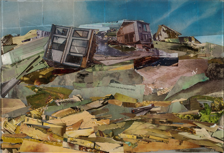 Joanna Kao Traumatized Landscapes Collage