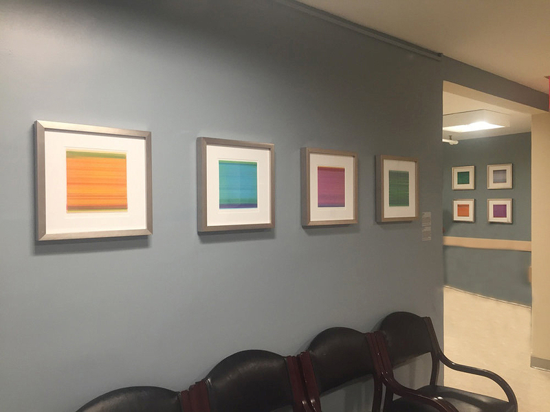 Joanne Mattera On paper: Silk Trail Digital Prints Placed by Kenise Barnes Fine Art, Larchmont