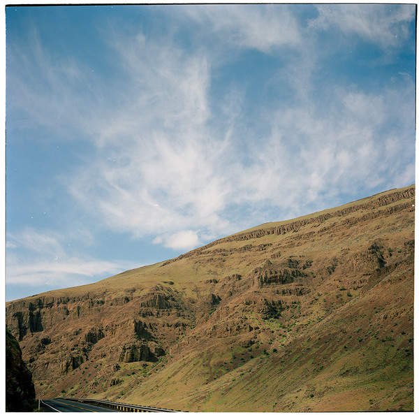 Photographs by John A Kane Yakima Canyon
