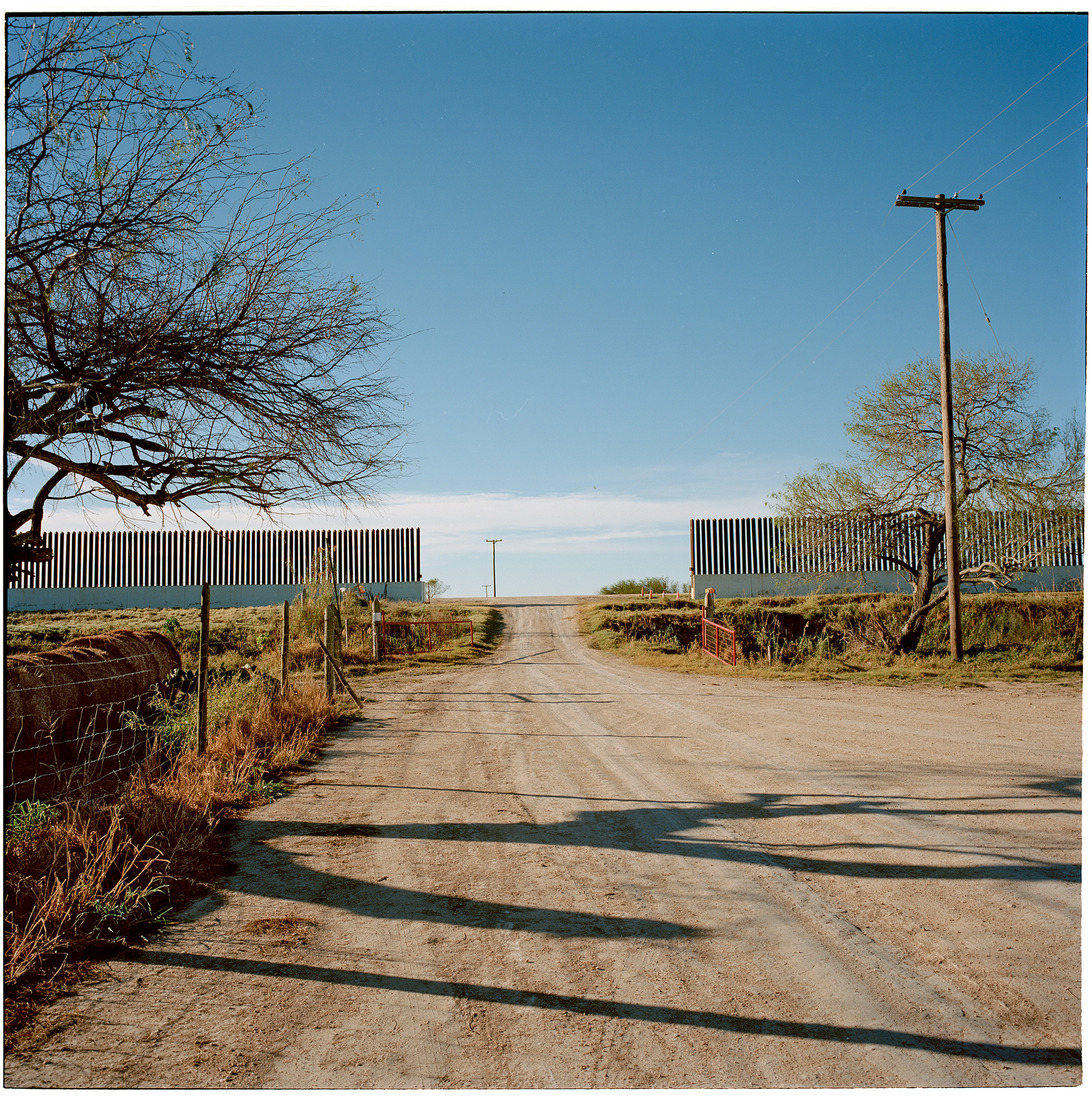 In Texas, 2016 Gap in the Border Fence