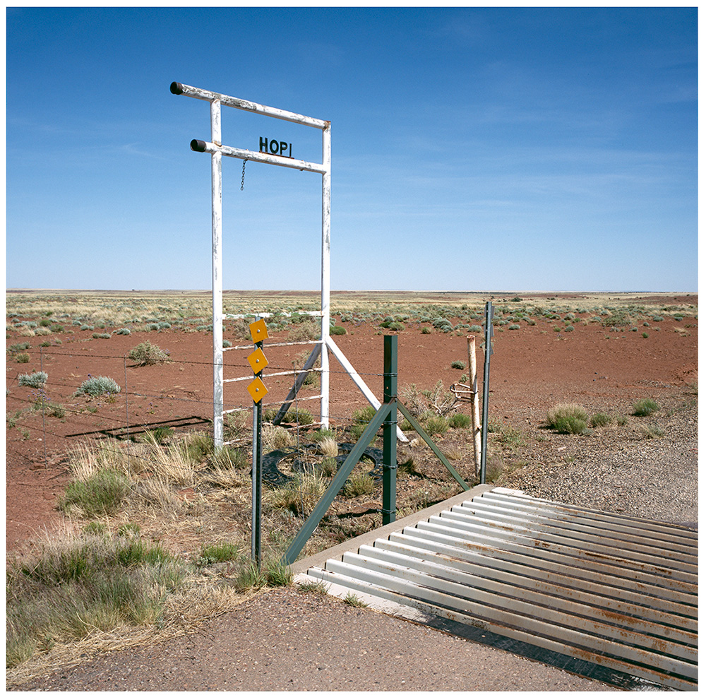 Mechanical Landscape Ranch Gate