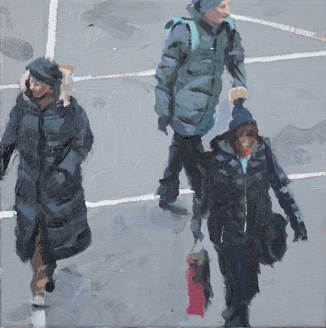 URBAN LANDSCAPES Puffy Coats
