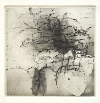 Karl Pilato Etchings and Drypoints etching