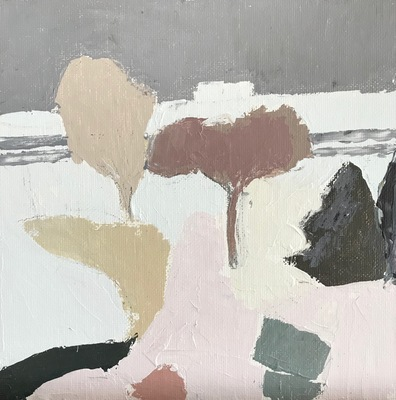 Kate Hanlon Painting 2019-2020 Oil on Panel