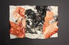 Stephan Tugrul  Distressed C-prints, epoxy and enamel