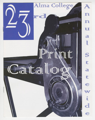C. Sandy Lopez-Isnardi, MFA Catalog Design Commercial Press