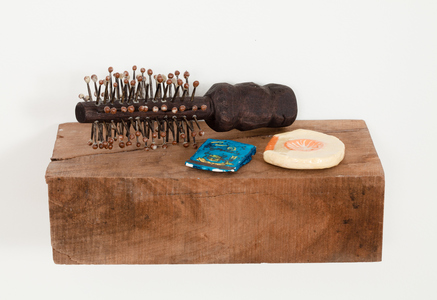 maia cruz palileo Sculpture & Installation Wood, clay, soap, acrylic, plaster, and resin