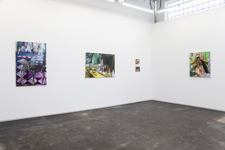 maia cruz palileo Exhibitions February 2 - March 30, 2019