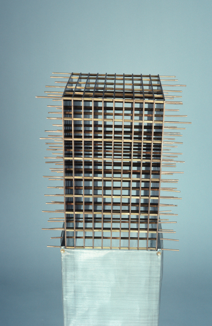 Sculpture Selections 2002-1990 Construction III (detail)